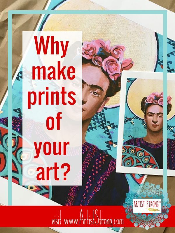 To Print Or Not To Print Starting An Etsy Business Art Selling