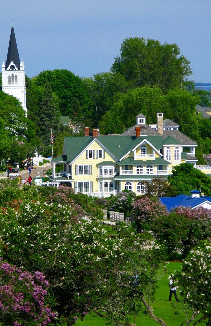 77 Best Michigan, Mackinac Island Images On Pinterest