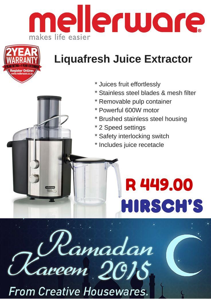 Liquafresh Juice Extractor