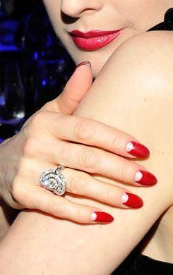 Dita Von Teese love the nails