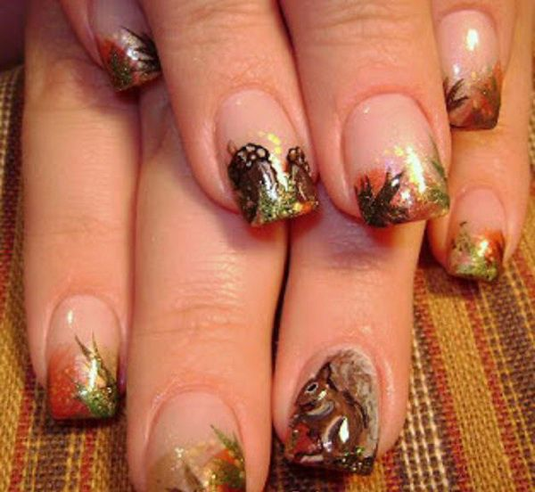 Wonderful What Does Nail Fungus Look Like Symptoms Huge Shiny Gold Nail Polish Square How To Keep Nail Polish From Chipping How Do You Do Nail Art Youthful Nail Polish Holder GreenTips For Water Marble Nail Art 1000  Images About Thanksgiving Nail Art On Pinterest | Nail Art ..