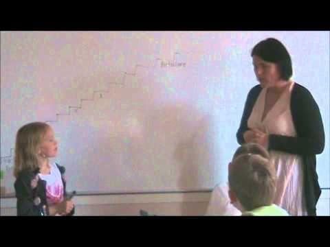 Älvängenskolans trappa vt-13 - YouTube