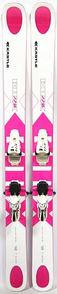 Topsheets of 2013 Kastle BMX118 Skis For Sale