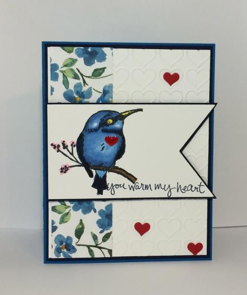 Warm Valentines Greetings Card by MaryEB - Cards and Paper Crafts at Splitcoaststampers