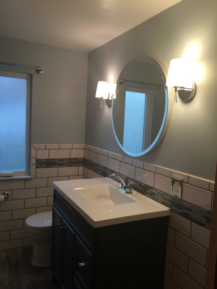Pics Of IKEA mirror Home Depot sconces Lowes vanity