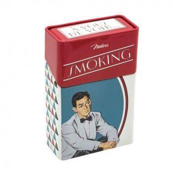 CIGARETTASK SMOKING/ NO SMOKING