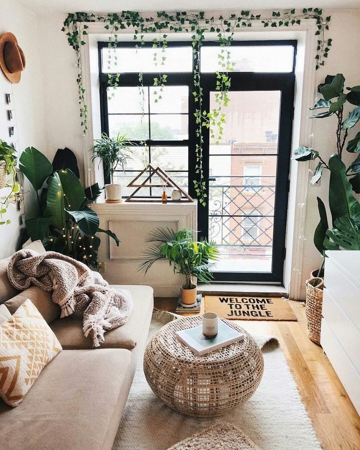 Boho Interior Inspiration | Plant Love | Living …