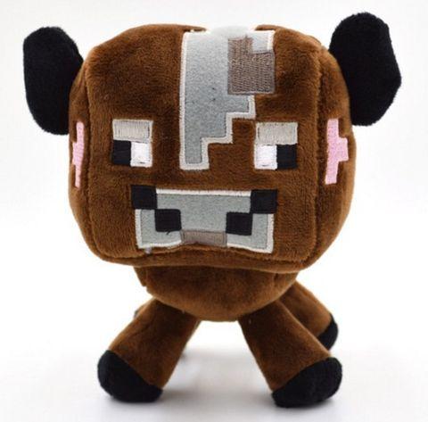 Minecraft Brown Mooshroom