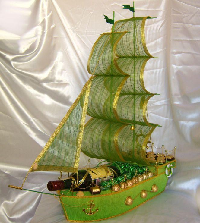 Gallery.ru / Фото #8 - Корабли из конфет в Челябинске - Deydre-78