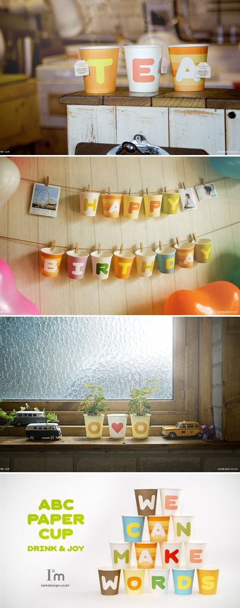 ABC paper cup