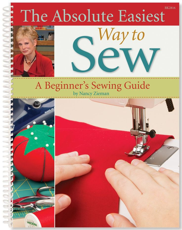 The+Absolute+Easiest+Way+to+Sew+by+Sewing+With+Nancy+Zieman