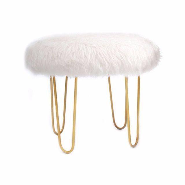 Furry Fairy Stool Rp. 980.000  Deskripsi Produk Detil Produk Brand: Mamarai Material: Besi kain Rasfur Spon Warna: Putih Spesifikasi Berat: 2kg Diameter: 50cm Ukuran Kemasan: 50cm x 50cm x 42cm  #perabotanrumahtangga #rumahtangga #keramik #furniture #dapur #kamartidur #kamarmandi #dekorasi #bantal #seprei #ikea #peralatanmakan #peralatanmemasak #lampu #jakarta #readystok #ruangtamu #vintage #olshop #olshopindo #bazaar #ruangkerja #jualanku #bedcover #menado #medan by perabotan_rt