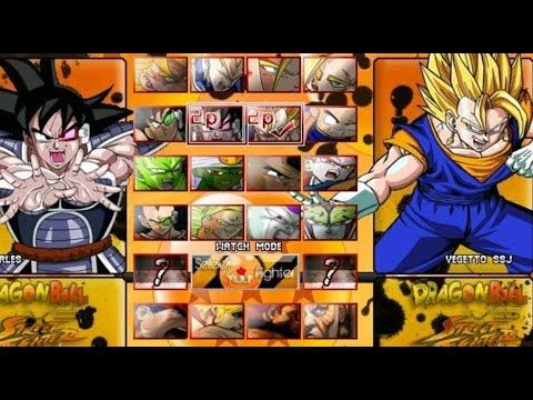 Dragon Ball Vs Street Fighter III DOWNLOAD