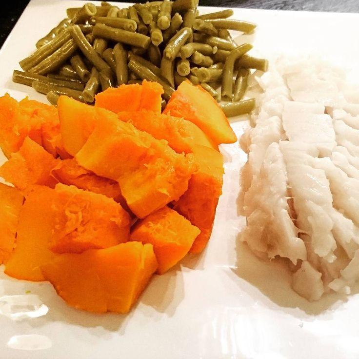 Encore et toujours un petit repas healthy mais des plus - Cuisiner un potimarron ...