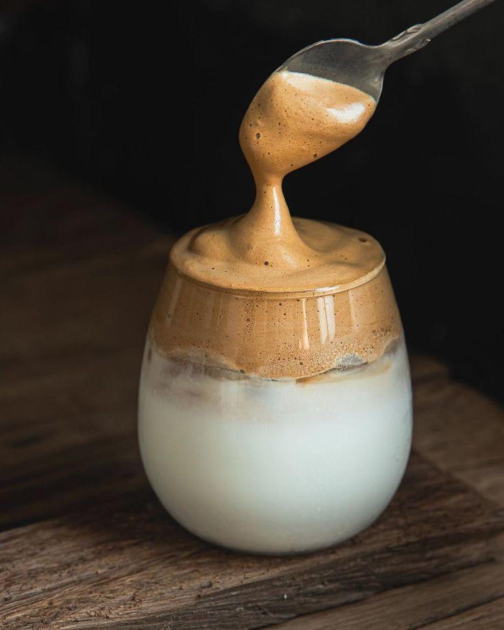 tiktok coffee in 2020 Dalgona coffee, Coffee recipes