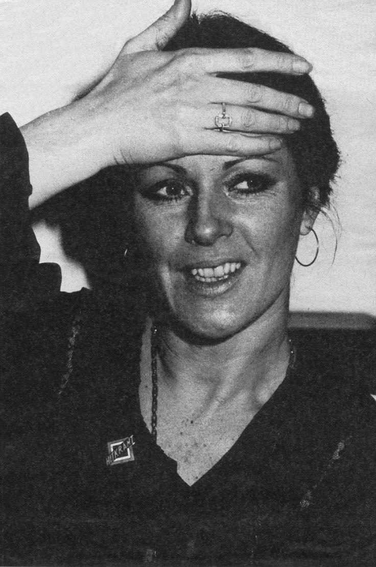 Frida Lyngstad (November 15, 1945) Swedish singer from the group Abba.