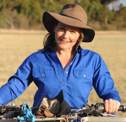 Women are increasingly taking up leadership roles in Australian agriculture, but there's still a long way to go before gender equality exists on the land.