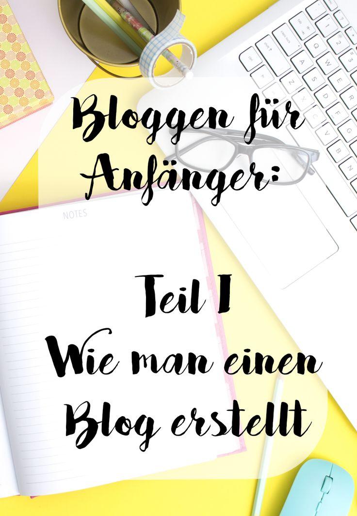 Du willst mit dem Bloggen anfangen, weißt aber nicht so recht wie? Ich gebe dir eine kleine Einführung, in die wichtigsten Themen und verrate dir, wie du mit wenig Aufwand und niedrigen Kosten einen professionellen Blog bauen kannst, der so aussieht als wärst du schon eine echter Blogger Profi!