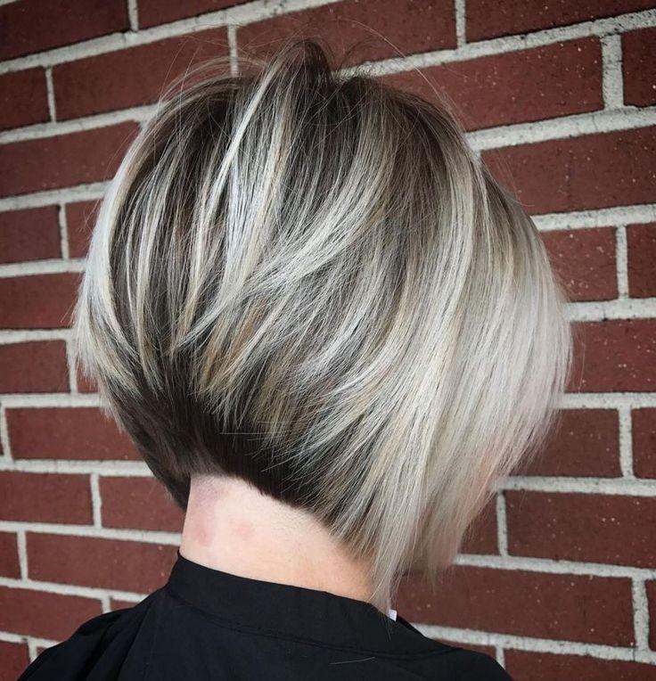 50 Fashionable Inverted Bob Haircuts