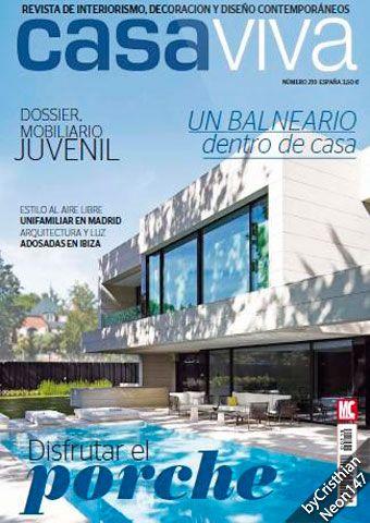 Revista casa viva espa a agosto 2015 descargar gratis for Decoracion casa viva