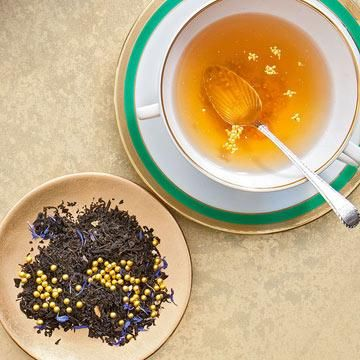 Happy Thirs-tea Thursday! Celebrate National Hot Tea Month with these herbal ideas