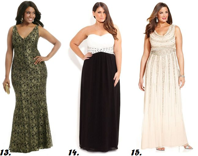 Shapely Chic Sheri: 40 Plus-Sized Summer Wedding Guest