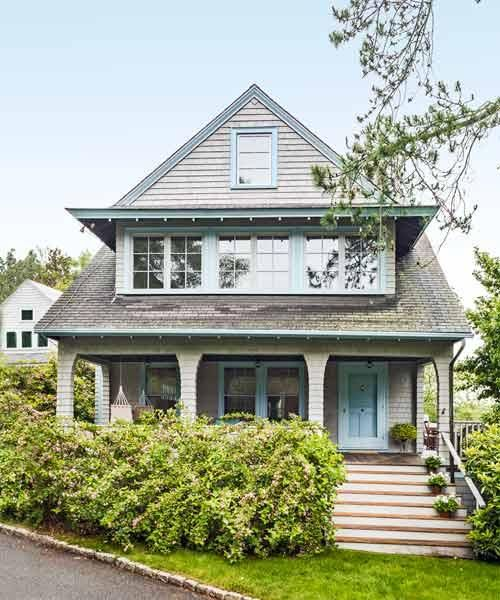 Vintage Cottage Timeless Appeal Exterior Colors