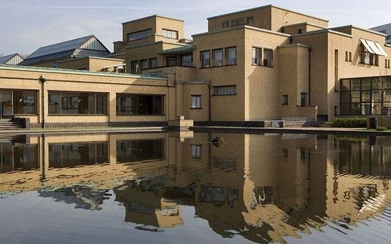 #Gemeentemuseum, The #Hague, #Holland #Dutch #architecture