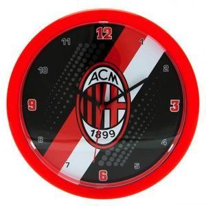 ac milan wall clock AC Milan Official Merchandise Available at www.itsmatchday.com