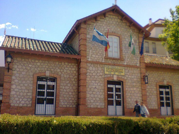 Municipal building in Fuengirola