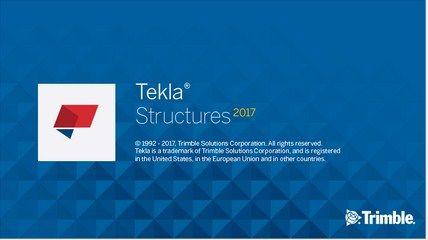 Tekla Structures v2017 SP2 (x64)