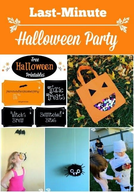 83 best stylish parties for kids images on pinterest for Last minute party ideas