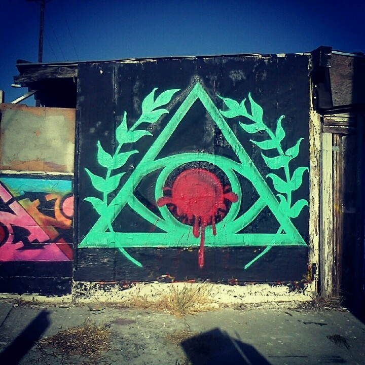 graffiti . illuminati | Street Art | Pinterest