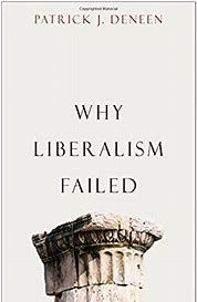 Thought provoking view of how a notion of liberty that's more personal and less about community is what dooms liberal democracy America and liberal democracies in general.  Too much faith (ha) in religion to save us, too little criticism of unfettered capitalism.  I'd twin this with reading Ta-Nahisi Coates and other US history that gives the non-white, non-European perspective