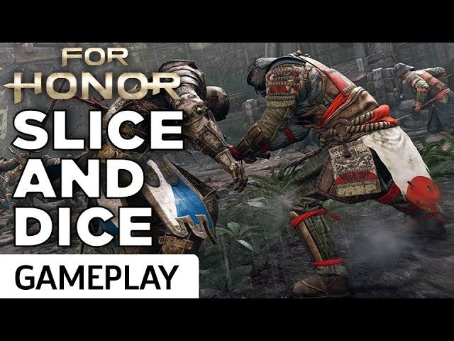 10 Minutes of Playing as The Orochi - For Honor Gameplay - http://gamesitereviews.com/10-minutes-of-playing-as-the-orochi-for-honor-gameplay/