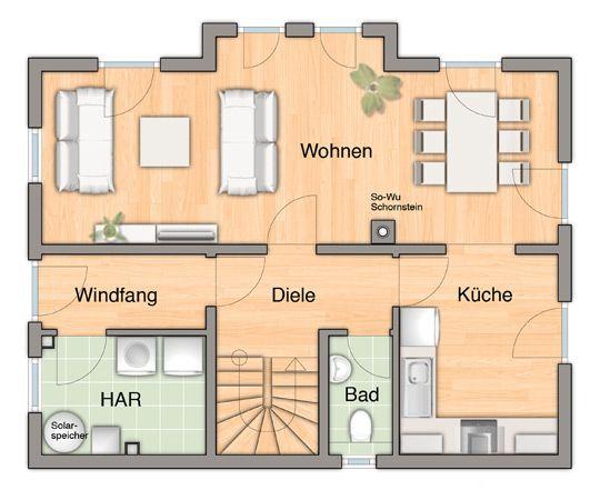 Hausbau Ideen Baupläne