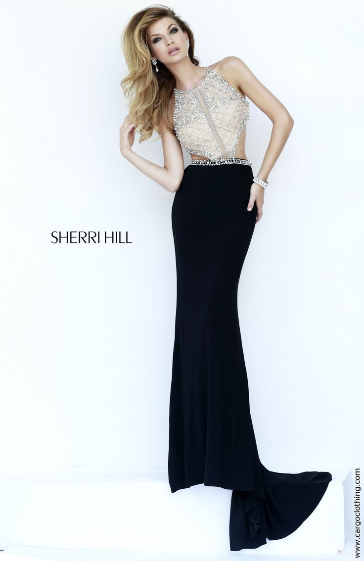 SHERRI Hill 32069 Couture Gown, SHERRI HILL DRESSES, Prom dresses, Prom Dress, Evening wear www.cargoclothing.com