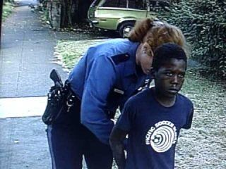 Black children today don't have the luxury I had growing up. Kids can no longer be shielded from the depressing fact that nothing more that their skin color can make them born suspects in the eyes of some police officers.