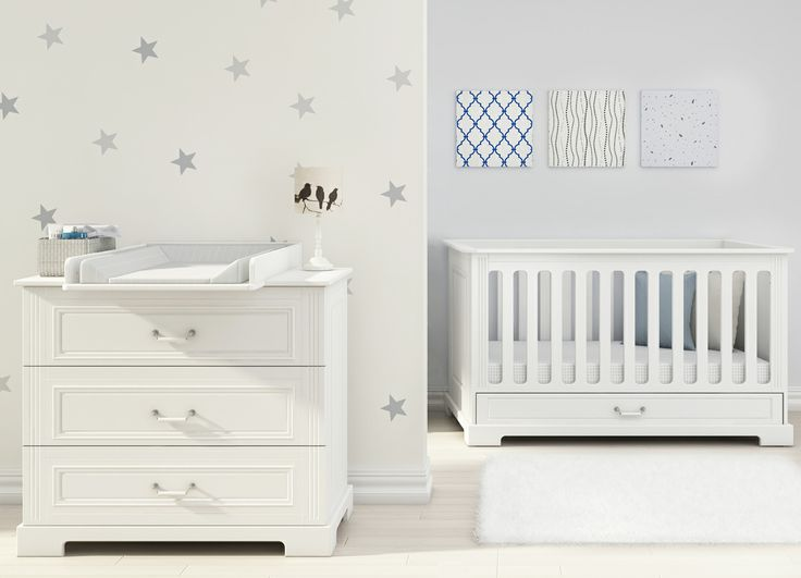Daisy #Nursery Set. Awesome #NurseryFurniture Set. Great Quality And  Safety. We