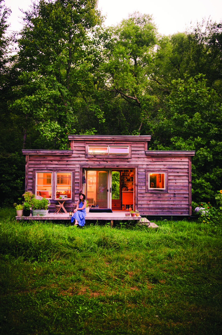 9 tiny houses made from recycled materials - Little Houses