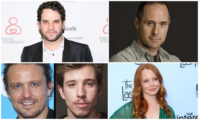 News Serie TV: Paul Schulze, Michael Nathanson e altri in The Punisher. David Lyons e Beau Knapp su in Seven Seconds di Netflix e altri