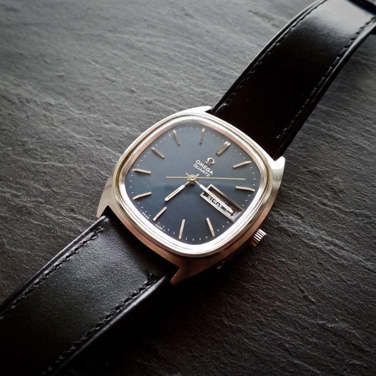 Omega 1310 Mega Quartz First in House Omega Quartz Genuine NOS Unworn Museum Q in Jewellery & Watches, Watches, Wristwatches | eBay