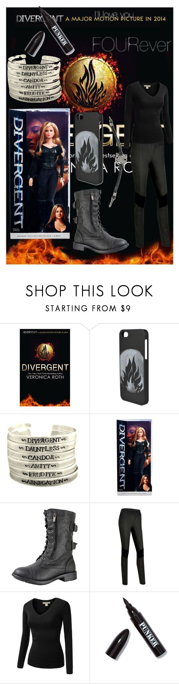 """""""divergent slkwx"""" by somebodyismeortuorwhatever ❤ liked on Polyvore featuring Trilogy, J.TOMSON and Ardency Inn"""