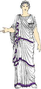 Antik Yunan'da kadın Kıyafetleri (Resim 1)