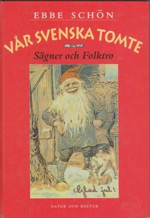 Omslagsbilde av Vår svenska tomte
