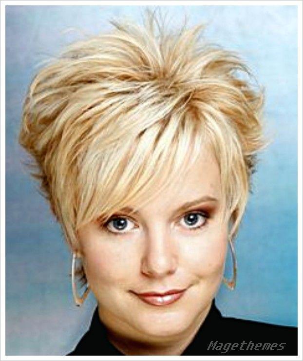 Sassy Haircuts for Fine Hair | Short Sassy Layered Hairstyles - Mage ...