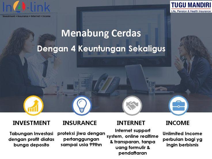 Video Penjelasan In4link  Gambar Penjelasan In4link  Bisnis paling simpel dan tanpa resiko karena hanya dengan modal menabung dan mengajak teman atau siapapun ikut menabung, Anda bisa kaya raya  Mulai dengan menyisihkan uang kecil untuk ditabung selanjutnya Anda boleh mengajak minimal 6 orang saja.
