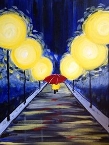 popular paint night images - Google Search