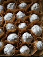 Vegan Russian Tea Cakes
