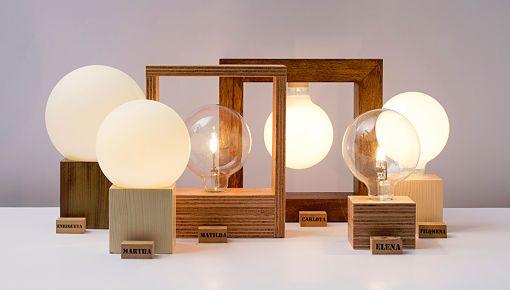 Artefactos de iluminación en madera – Fiumine – La empresa
